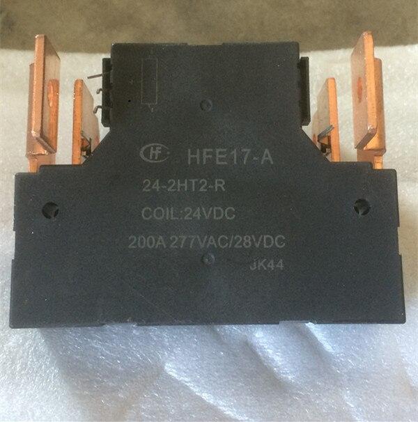 HFE17-A 24-2HT2-R 24VDC Relais de puissanceHFE17-A 24-2HT2-R 24VDC Relais de puissance