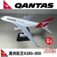 20 cm mô hình rắn máy bay A380 nguyên mẫu Hàn Quốc united Arab emirates (uae) Pháp Người Anh Lufthansa máy bay airbus mô hình
