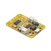 Aiyima alto falante bluetooth mono bluetooth amplificador digital placa de áudio diy modificado receptor áudio placa amplificador 6 w