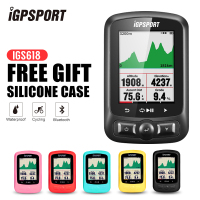IGPSPORT ANT+ GPS IGS618 Bike Bicycle Bluetooth Wireless Stopwatch Speedometer Waterproof IPX7 Cycling Bike Speedometer Comput