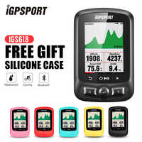 IGPSPORT ANT + GPS ordinateur IGS618 vélo vélo Bluetooth sans fil chronomètre étanche vélo capteur compteur de vitesse ordinateur
