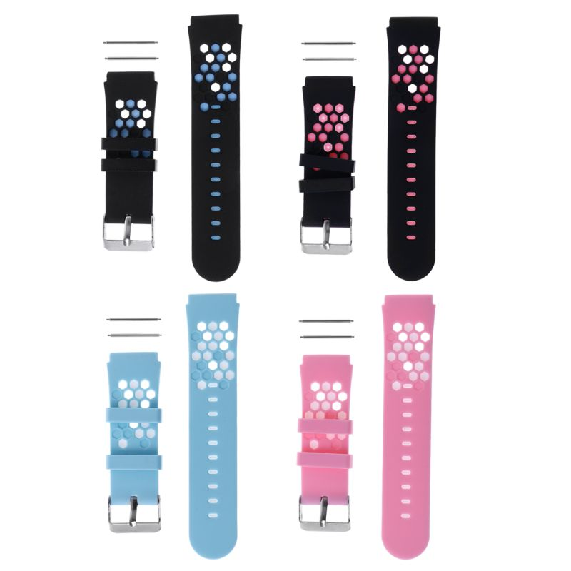Children's Smart Wristband Replacement Silicone Wrist Strap For Q528/Y19/Y21/Y12/T7 Kids Smart Watch
