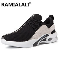 Breathable Running Shoes for Man Black White Sport Shoes Men Sneakers Zapatos Corrientes De Verano Chaussure Homme De Marque