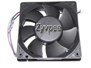 12 cm 120*38mm AFB1224HHE-R00 24 V 0.45A 3 cables 3 pines ventilador de caja para inversor ups potencia