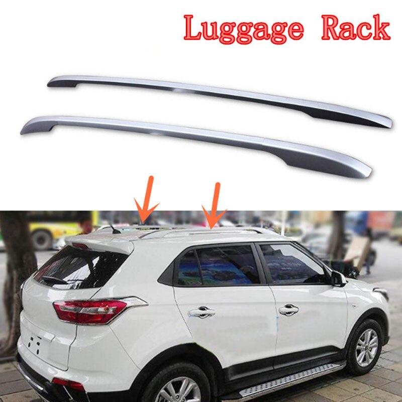 Plastic+Aluminum Alloy Car Roof Rack Luggage Racks for IX25 2014 2015
