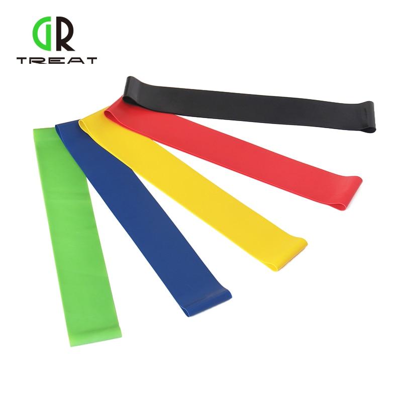 Aliexpress.com : Buy 5 Levels Resistance Bands Yoga Rubber
