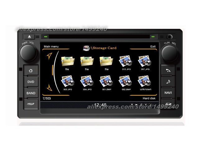 For Ford Crown Victoria 2008~2011 Car GPS Navigation System + Radio TV DVD iPod BT 3G WIFI HD Screen Multimedia System