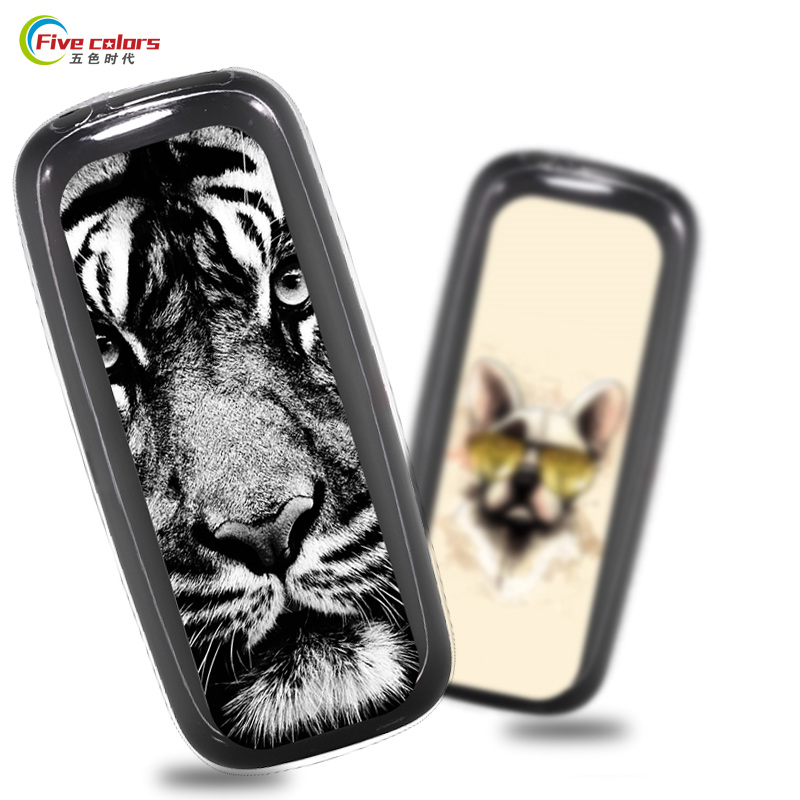 Five colors Silicone For <font><b>Nokia</b></font> <font><b>105</b></font> <font><b>2017</b></font> <font><b>Case</b></font> Cute Cartoon Painted Pattern Soft TPU shell back cover <font><b>case</b></font> for <font><b>Nokia</b></font> <font><b>105</b></font> TA-1010 image