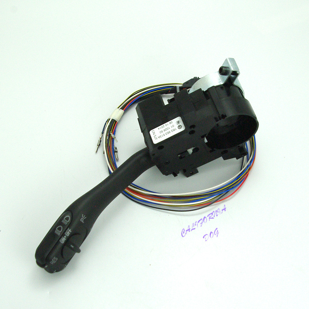 OEM Original Cruise Control System Stalk 18G953513A Harness Wire For VW GOLF MK4 JETTA MK4 BORA wire wire picture more detailed picture about oem original  at bayanpartner.co