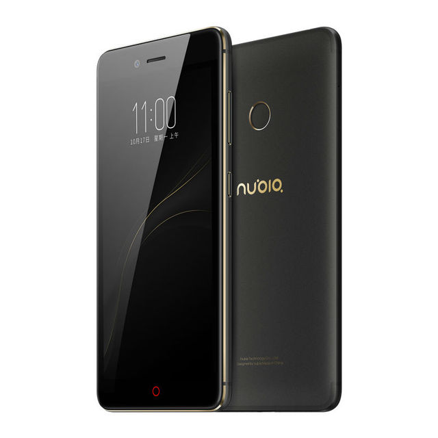 Firmware 5.2″ ZTE Nubia 4GB 64GB Snapdragon Octa Core Android 6.0 Smart Phone