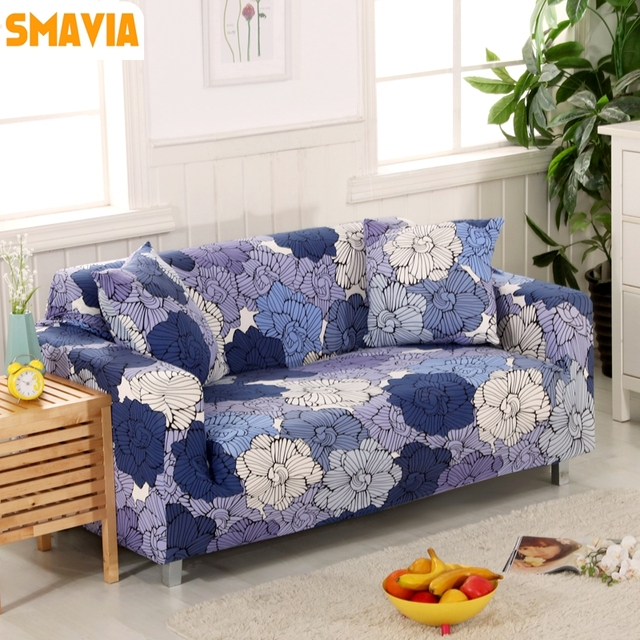 SMAVIA New Design Couch Cover Single Chair Cover Elasticity Recliner Cover  1/2/3