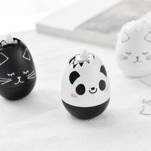 Novelty Animal Egg Kawaii Push White Out Corrector Decorativ