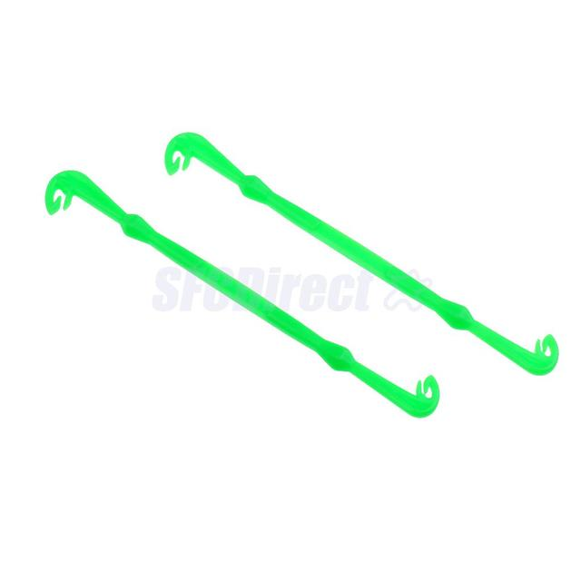 2Pcs Hook Loop Tyer Disgorger Tie Fast Nail Knot Tying Tool Hooks ...