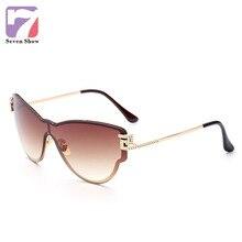 De gran tamaño de La Vendimia de Las Mujeres gafas de Sol de La forma de La Mariposa Marca Diseño Mujeres Reflejan Las Gafas de Sol Mujeres Recubrimiento Sunglass Shades gafas