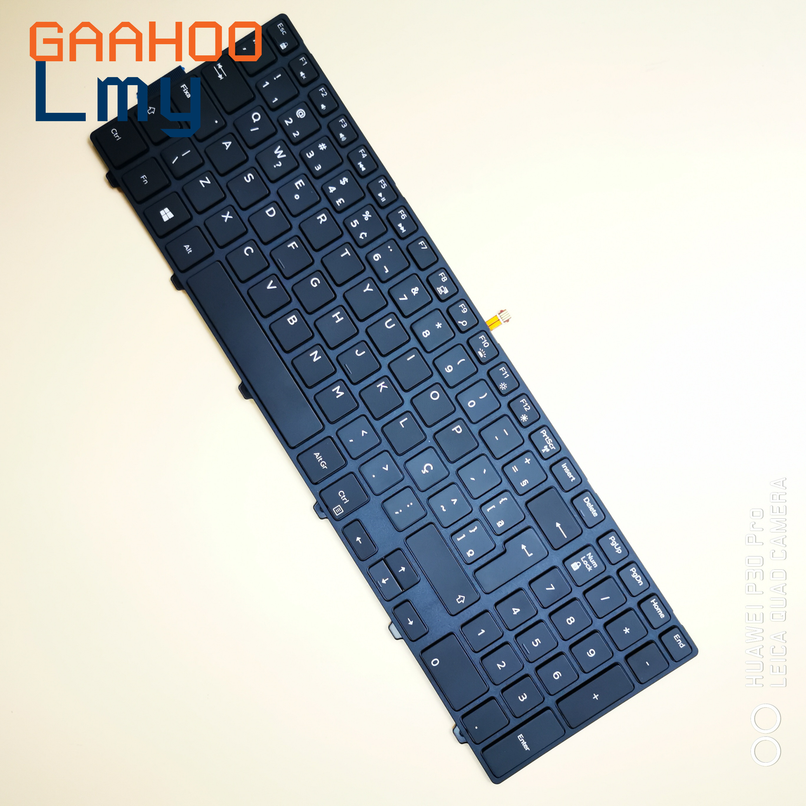 Brand New Original Laptop  Backlight BR Brazil  Keyboard For DELL INSPIRON15-500015M 5542 5543 5545 5547 5548 5558 5559 5555