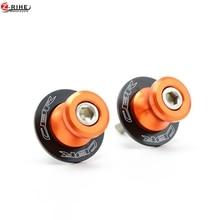 Motorcycle Accessories CNC Aluminum Black Swingarm Spools slider stand screws For HONDA CBR500R CBR250R 300r CBR900RR CBR400 cbr