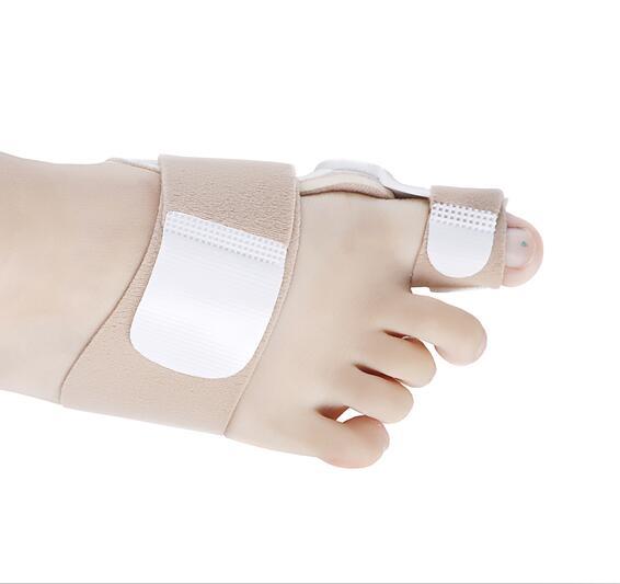 Free Shipping Hallux Valgus Correction for Daily Use Toe Bunion Guard Foot Care Tool Little Toe Finger Toe Separator Factory valgus pro в казахстане на сландо