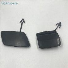 Soarhorse автомобильный Передний Задний бампер буксировочный крюк крышка прицепа подходит для Chevrolet Cruze 2009 2010 2011 2012 2013