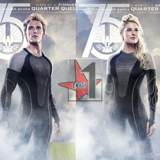 Hot Jumpersuits The Hunger Games cosplay costumes for ...