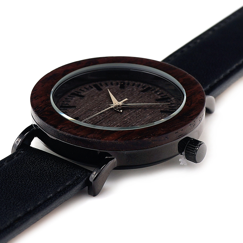 BOBO BIRD Wood Wristwatch Women Watches Genuine Leather Band relogio feminino C-K17 (11)