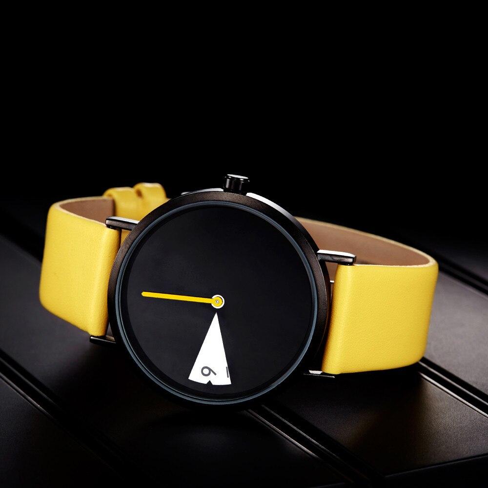 New Women Watches Top Brand Luxury Fashion Leather Strap Ladies Watch Reloj Mujer Waterproof Creative Dial Quartz Wristwatches