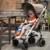 Mykids cochecito de bebé paraguas plegable poussette Kinderwagen Bebek Arabas Súper ligero Cochecito Cochecito de bebé Choque cochecito de Bebé