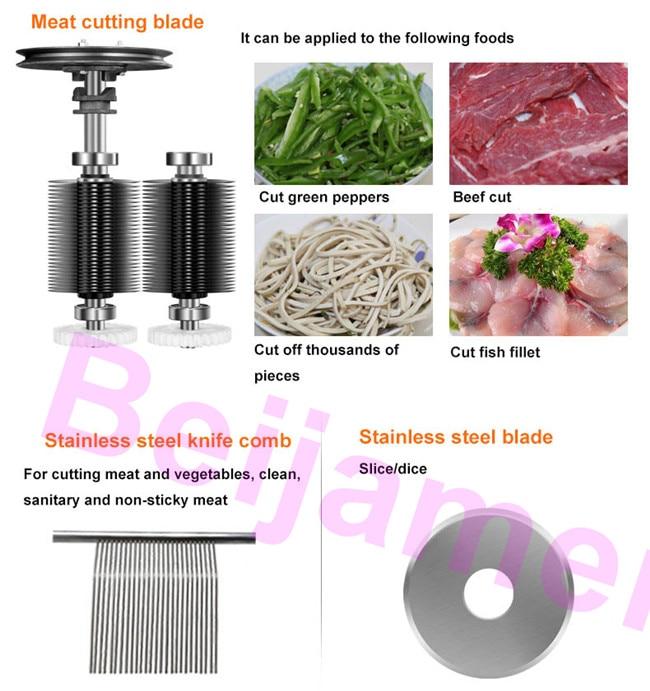 meat cutter knife