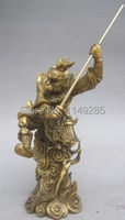 Christmas gifts Chinese folk art bronze sculpture of the legendary figure Monkey