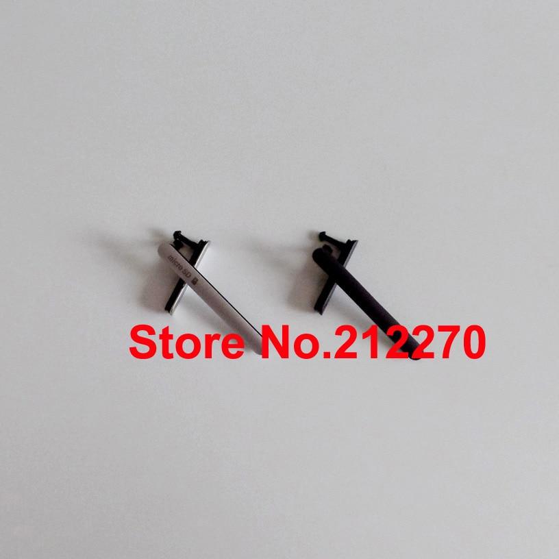 YUYOND Free DHL EMS Original New SIM Card Micro SD USB Charging Slot Port Dust Plug