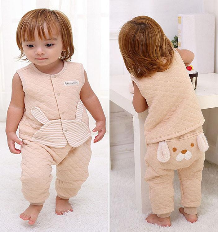 vest for baby girl