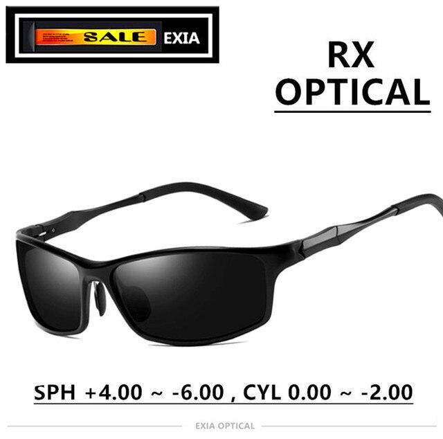 04f68c2f735 Polarized Sunglasses Prescription Optical Lenses Eyewear RX Customized CR-39  Ophthalmic Lenses EXIA OPTICAL KD-117 Series