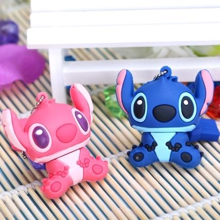 3D Pen Drive Cartoon Cute USB 2.0 Flash Drive 64GB Memory Flash Card Usb Stick Key 1TB 2TB Pendriver 16GB Pendrives 32GB Gifts