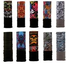 New Mens Winter Hip Hop Multifunction Tube Turban Unisex Fleece Warmer Bandanas Headwear Scarf Magic Headband Neck Tube