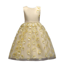 65a1b5bbe96 2019 Girl Dress Sleeveless Kid Dresses Girls Clothes Party Princess  Vestidos Nina Birthday Dress Christma Communion