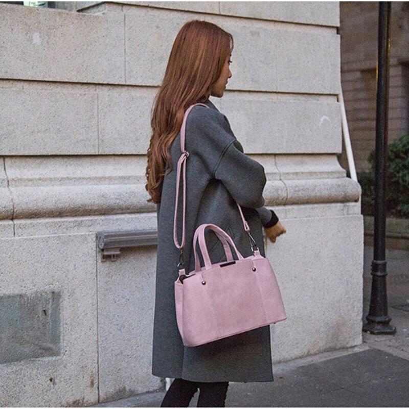cor feminina bolsa rebite bolsa Tipo de Item : Bolsas