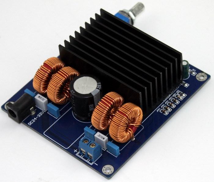 Free-Shipping-TDA7498-150W-1-Class-D-Amplifier-Board-High-Power-Amplifier-Board-Want-good-quality (3)