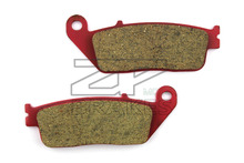 Motorcycle Parts Brake Pads Fit TRIUMPH Thunderbird 900 1995 2003 Front OEM New Red Composite Ceramic