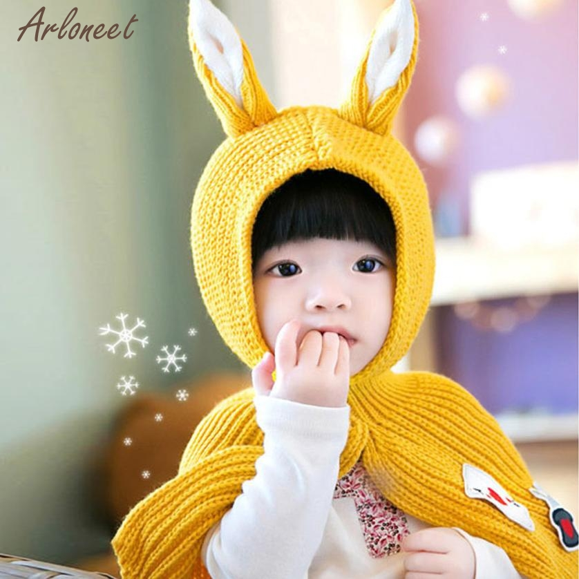 baby hats rabbit ears cute baby hats for girl solid child hat beanie baby beanie kint child hat cap dec8