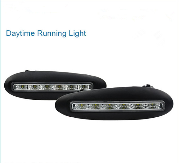 CYAN SOIL BAY For benz S class W220 before facelift 1998-2001 daylight led daytime running driving light DRL