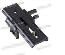 Camera Mount Plate Holder for DSLR /5D2 Handheld Brushless Gimbal Photography