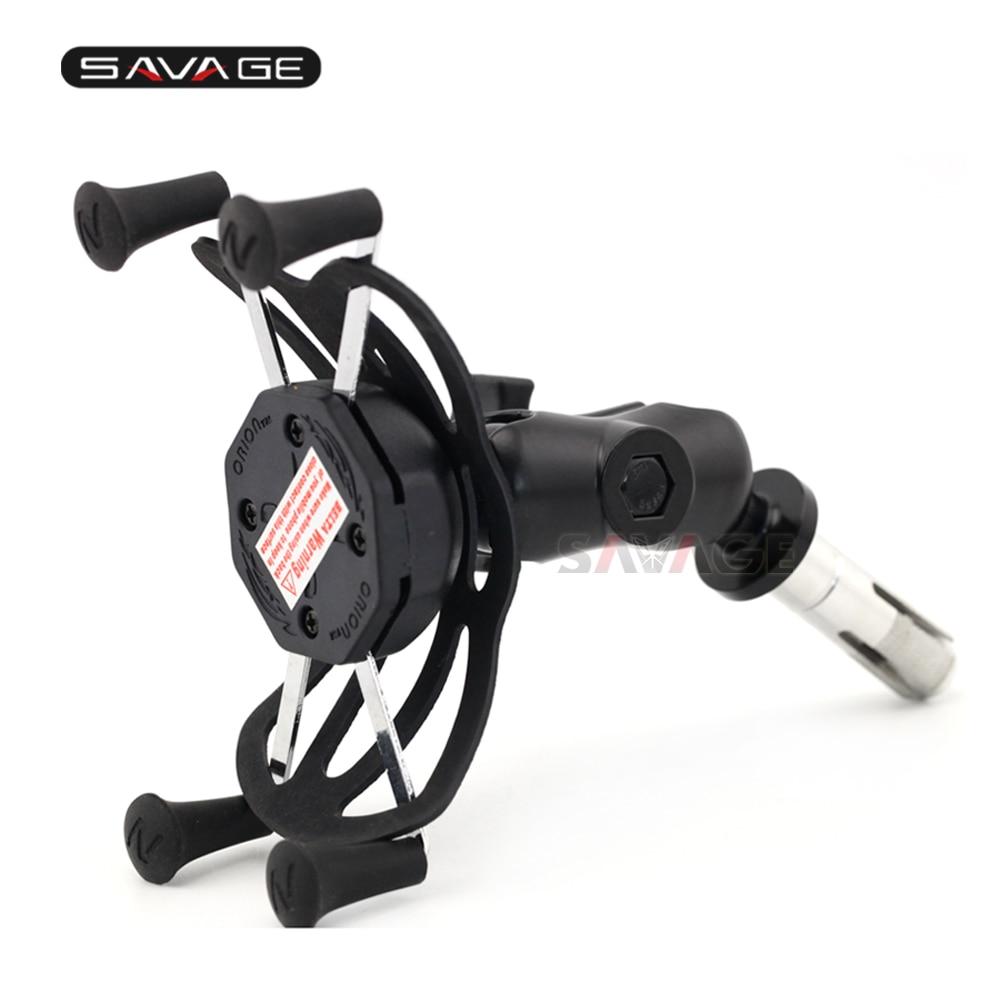 Frame Mobile Phone Navigation Bracket For KAWASAKI ZX-14R NINJA/ZZR 1400 GPS Navigation Motorcycle Accessories цена