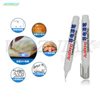 DIY Conductive ink pen Liquid circuit board for Electronics Paint brush Contact repair Conductive silver paste pen Design tools