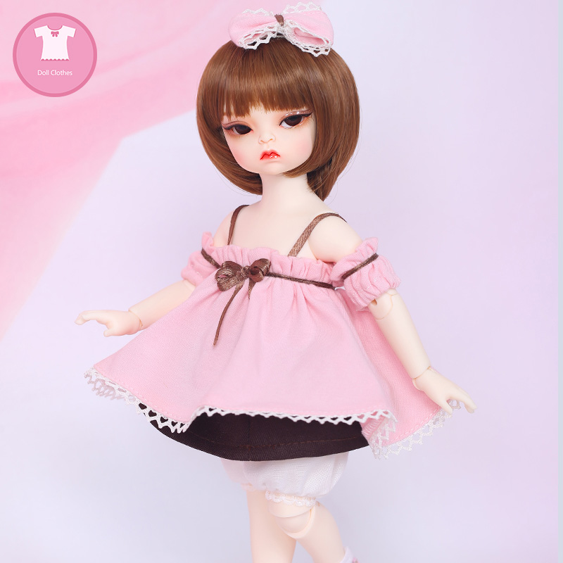Image 2 - BJD Clothes Bjd girl 1/6 bid/sd Sexy dress beautiful doll clothes Repair the body  OUENEIFSDolls Accessories   -