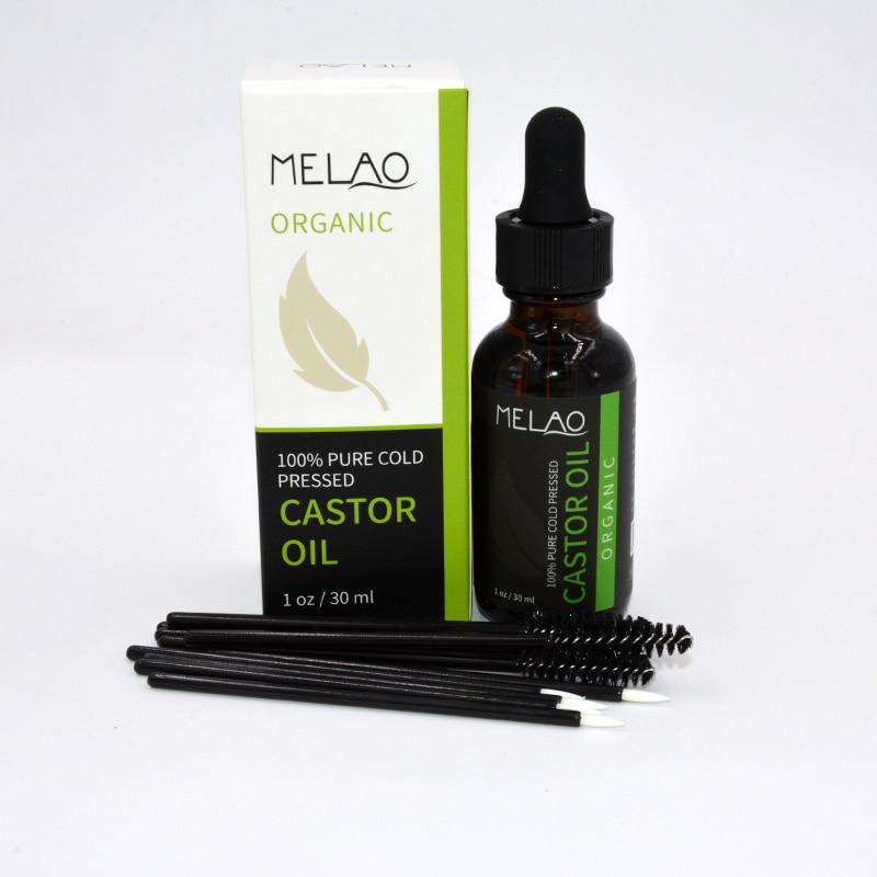 Melao Organic Castor Oil
