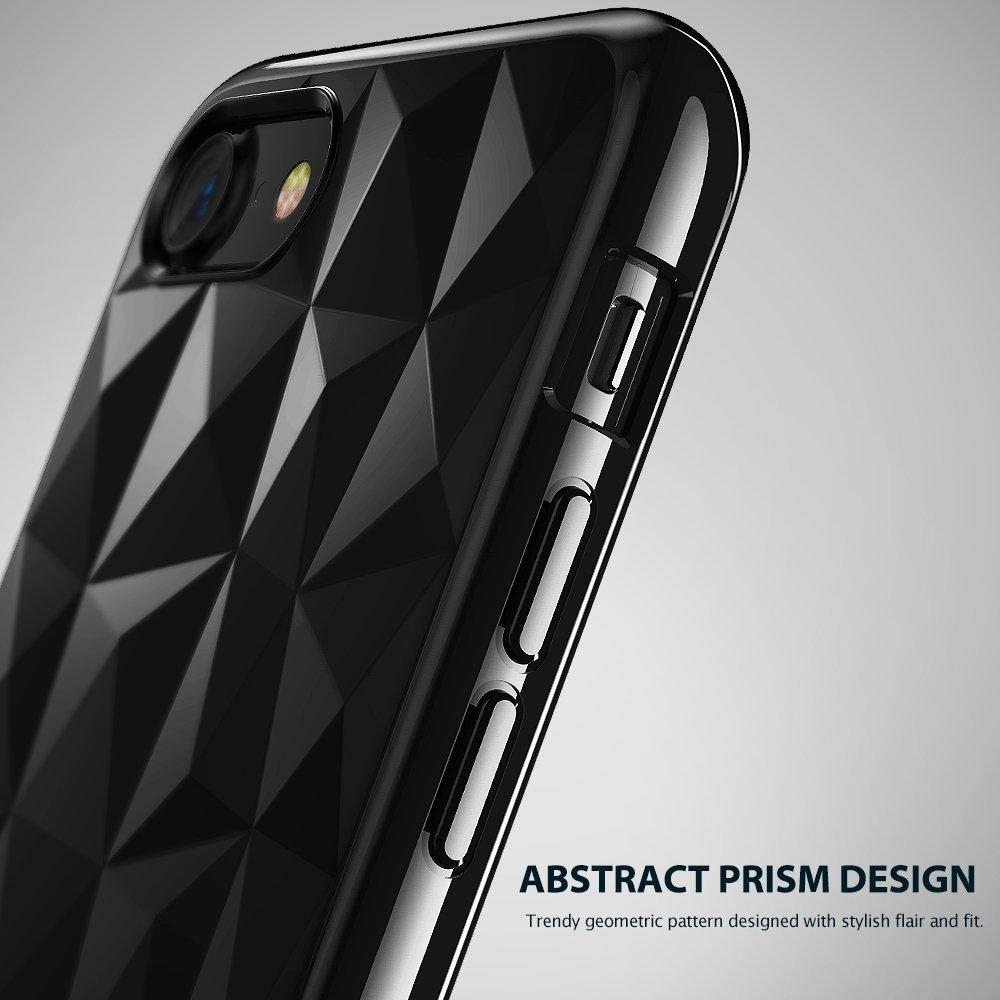 imágenes para Ringke Prisma Caso para el iphone 7 Más Caso de Aire Flexible TPU Del Diseño Del Diamante 3D Micro Cojín de Protección para el iphone 7 caso