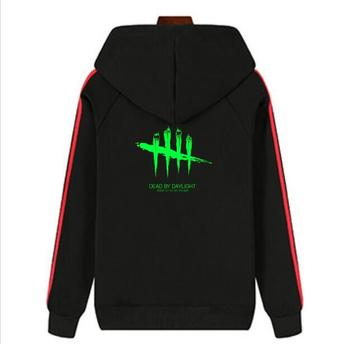 Anime Peripheral Dead by Daylight Luminous Cardigan Hooded