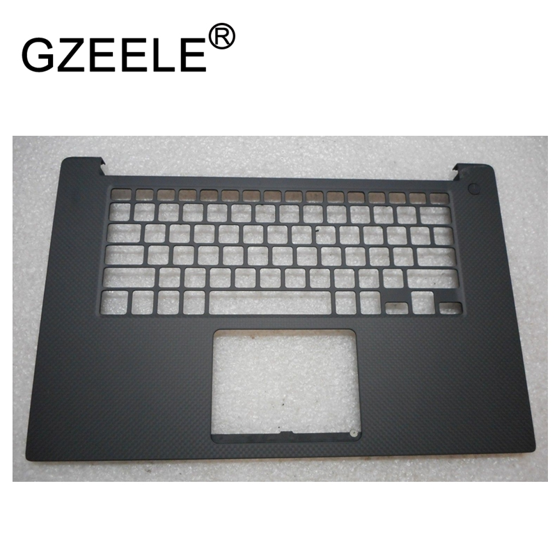 GZEELE new FOR Dell XPS15 9550 for PRECISION 5510 Palmrest keyboard Bezel Cover Upper Case 0JK1FY US Layout Assembly XPS 15 9550 цена и фото