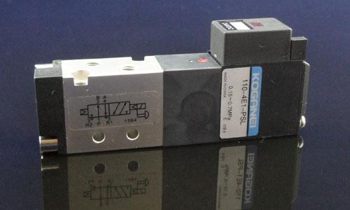 2 Way 5 Port pilot solenoid valve 110-4E1-PSL Pneumatic valve2 Way 5 Port pilot solenoid valve 110-4E1-PSL Pneumatic valve