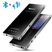 New Sport MP3 Player Bluetooth 8GB Touch Screen FM Radio Record Ebook Lossless Music APE FLAC Digital Audio Player MP3 BENJIE K8