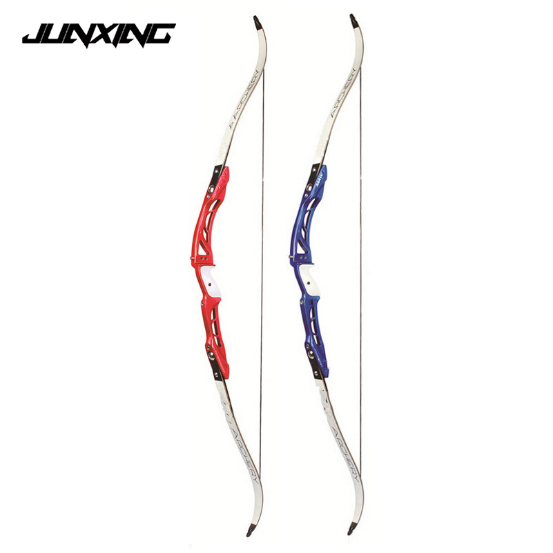 2 Color 18-32 Lbs 68 Inches F165 Recurve Bow Aluminum Alloy Handle and Maple Limbs for Right Hand Archery Hunting Shooting mongolian recurve bow 30 40 lbs with wooden handle and rest for right left hand user archery hunting shooting